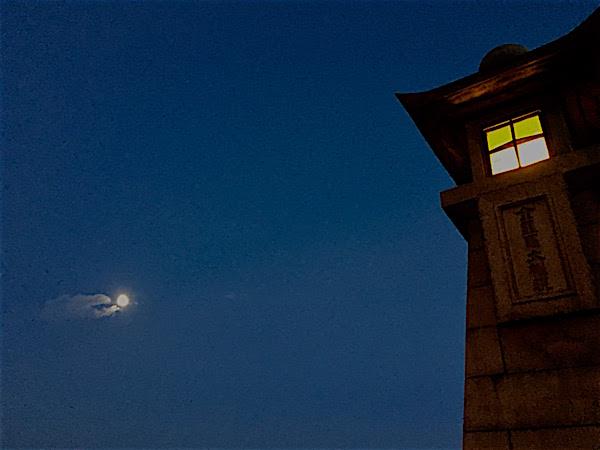鞆の浦・常夜燈