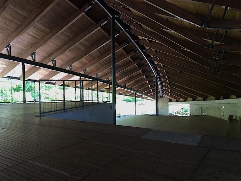 牧野植物園建築4